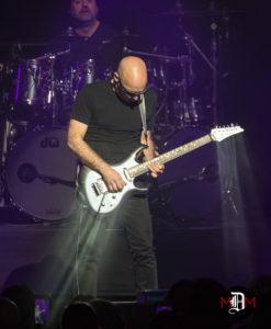 Joe Satriani G3 tour